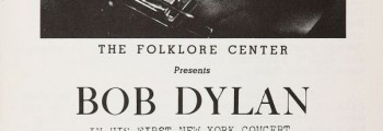 November 4, 1961 – First Solo Show