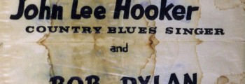 April 11, 1961 – Supports John Lee Hooker